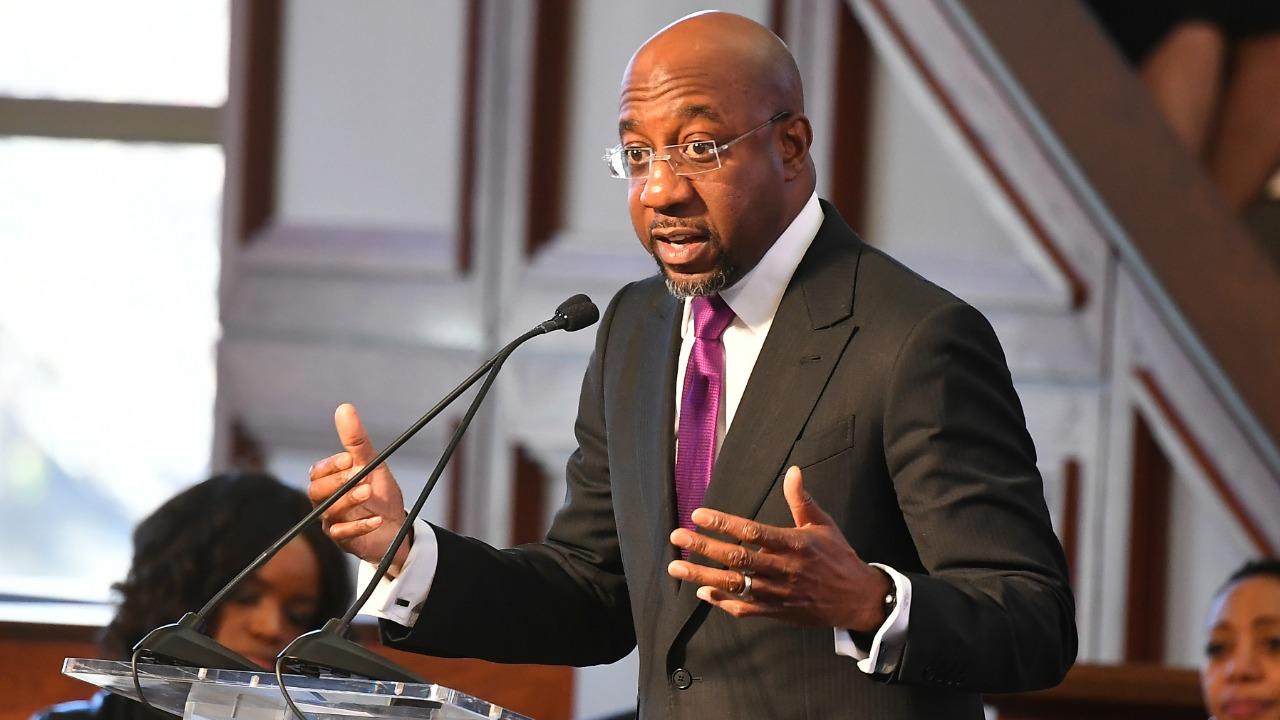 Ebenezer pastor Raphael Warnock enters US Senate race