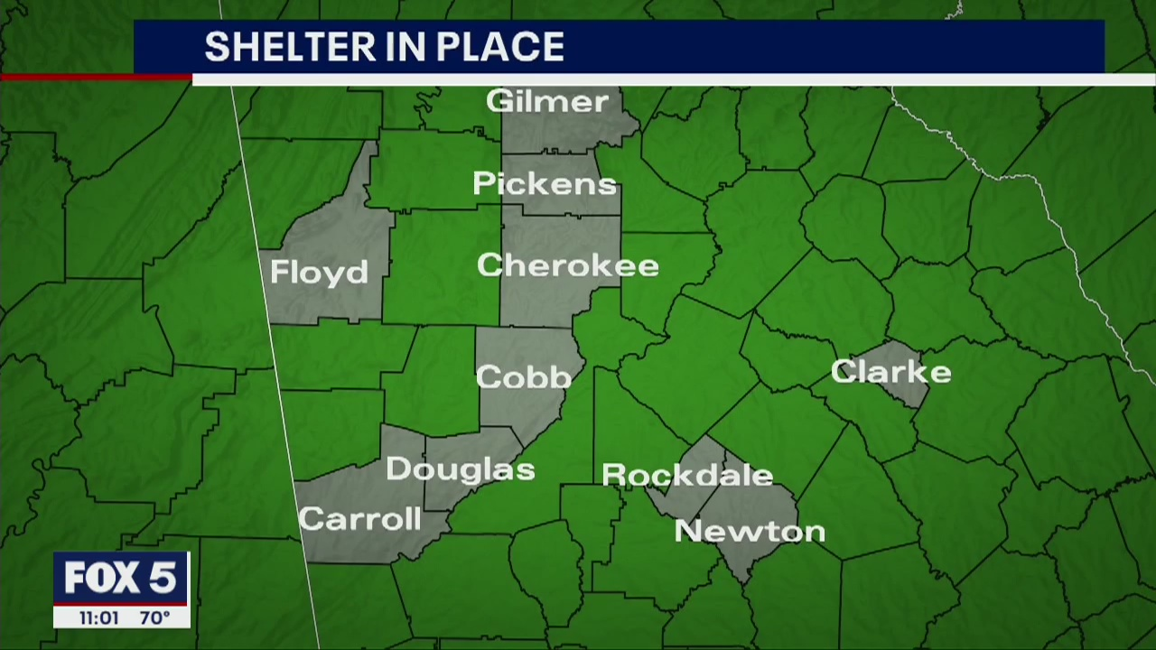 Staying Active When Required To Shelter In Place Fox 5 Atlanta