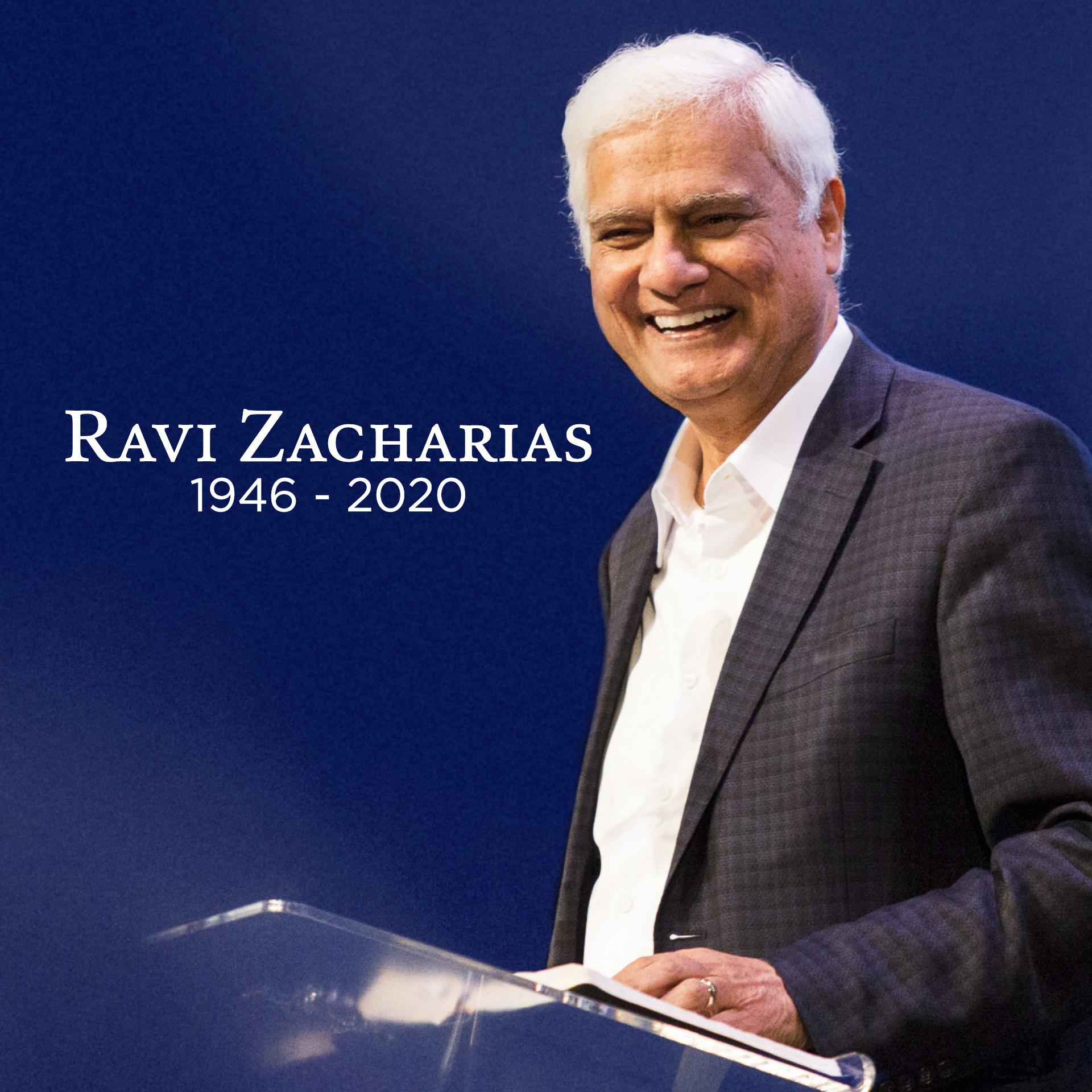 Evangelist Ravi Zacharias dead at 74   FOX 5 Atlanta